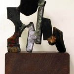 Paul Bacon Contemporary Art Steel Sculpture 18