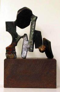 Paul Bacon Contemporary Art Steel Sculpture 18