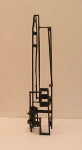 Paul Bacon contemporary Sculpture Art Sculpture 2003 tenement