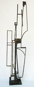 Paul Bacon Metal artwork Sculpture 2009 Aviator