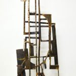 Paul Bacon Contemporary Sculpture 2012 Tenement No 2