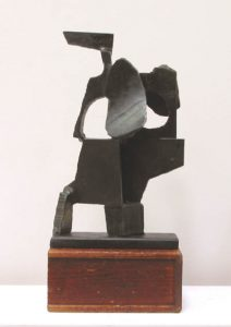 Paul Bacon Contemporary Art Steel Sculpture 6