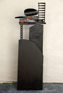 Paul Bacon Steel Landscape Art Sculpture Abandoned Rail Line Upper_Hunter