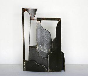 Paul Bacon Metal Art Sculpture Gully 2
