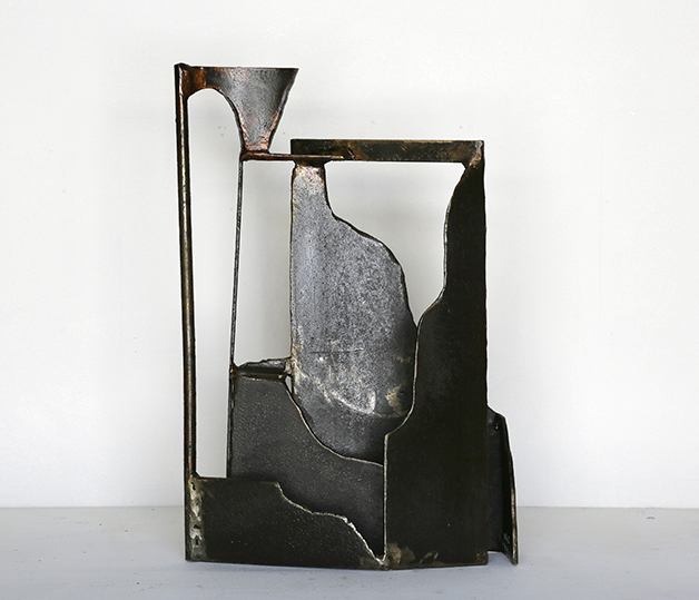 Paul Bacon Metal Art Sculpture Gully 2